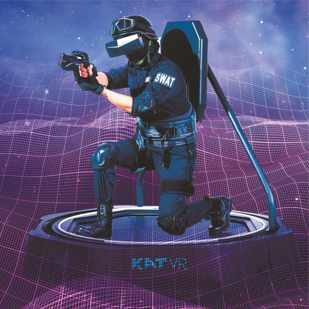 KAT VR w Logic Games Białystok