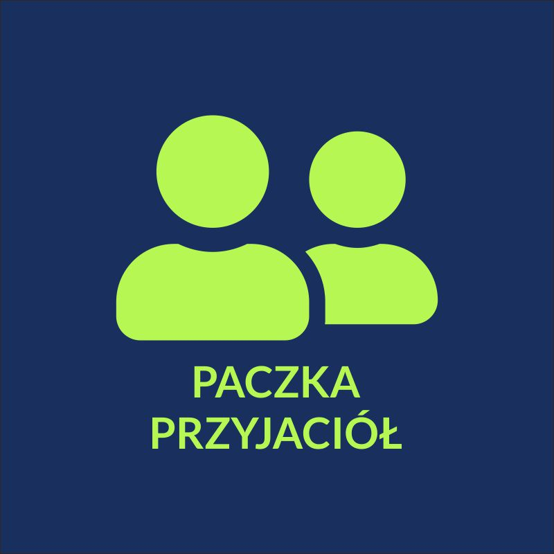 Paczka przyjaciół Logic Games Białystok